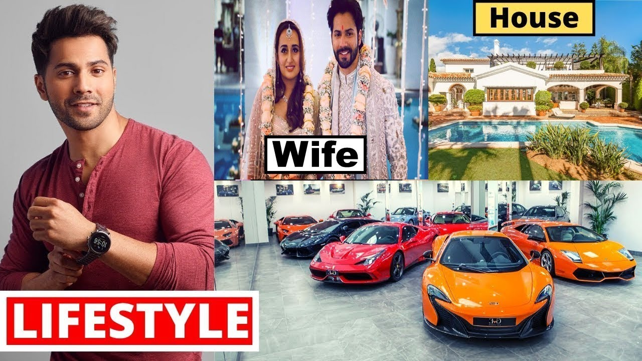 Varun Dhawan Lifestyle 2021, Wife, Family, Income, Cars, Movies, Biography & Net worth