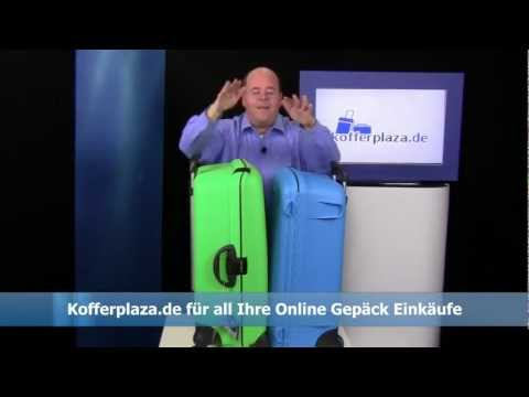 Onlineshop Produktvideo Kofferplaza.de - Samsonite F'lite Yo