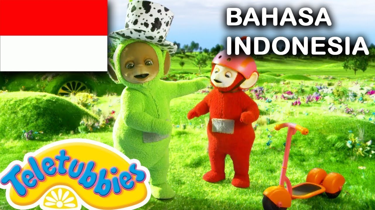★Teletubbies Bahasa Indonesia★ Berangin ★ Full Episode HD