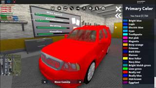 How to Make Your Car to a Ambulance! (roblox)