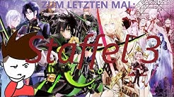 Was ist mit Seraph of The End Staffel 3? | [Zukunft-Zeugs Finale / 1000 Abo-Special]