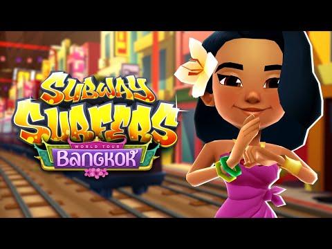 Subway Surfers World Tour 2019 - Bangkok - Official Trailer