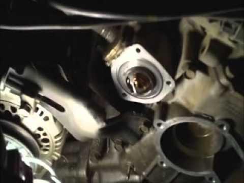 Pathfinder Engine Diagram Nissan Waterpump Pt 2 Youtube