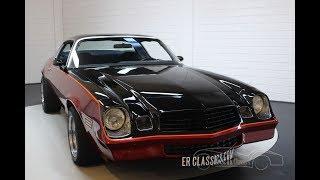 Chevrolet Camaro 5.7 V8 Coupe 1978-VIDEO- www.ERclassics.com