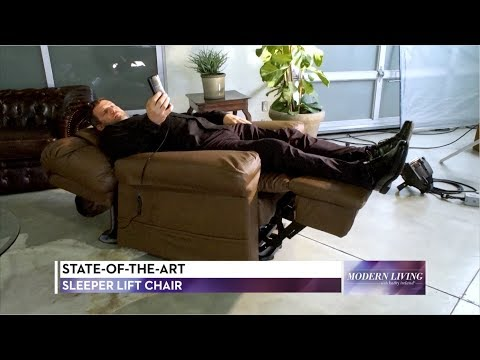 WiseLift Chair featured on Modern Living with kathy ireland®