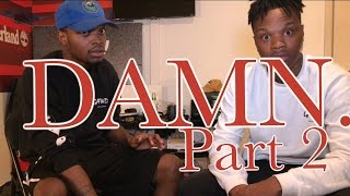 Kendrick Lamar - DAMN - Album REVIEW ( PART 2 !!! )