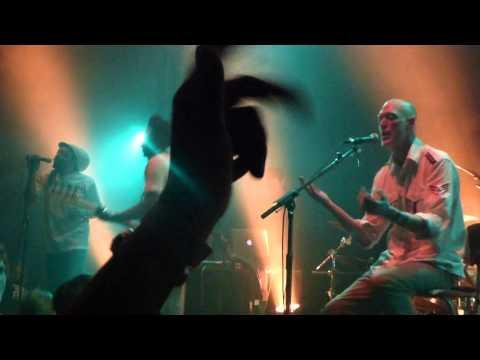 Dreadzone - Iron Shirt (live)