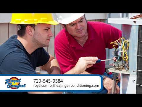 Royal Comfort Heating Air Conditioning Inc In Littleton