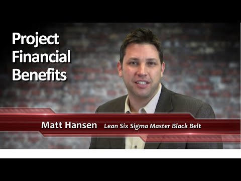 #05 Project Financial Benefits