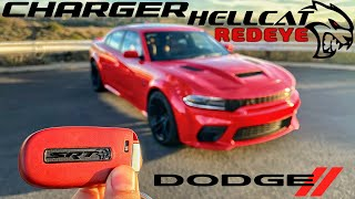 The 203-MPH Dodge Charger SRT Hellcat Redeye is the American Dream (In-Depth Review)