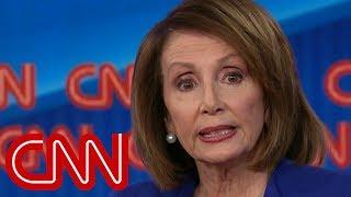Pelosi: Impeachment is not a