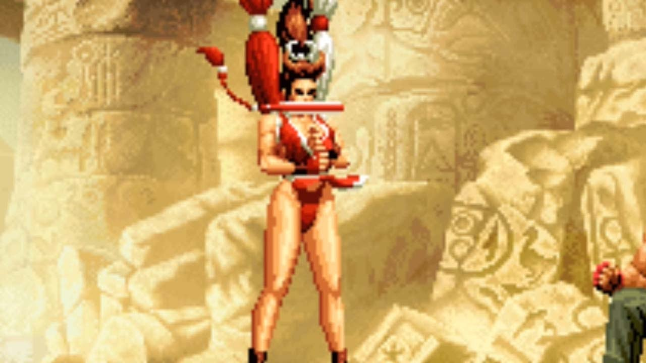 The King of Fighters '2000 - Mai Shiranui