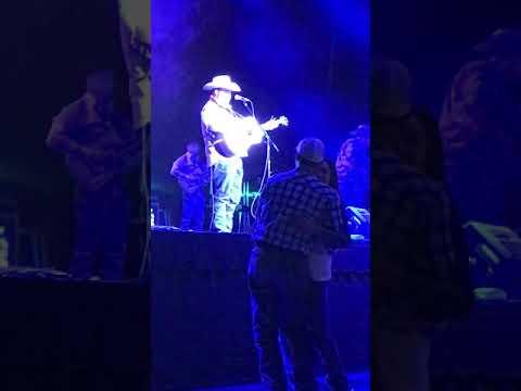 Daryle Singletary sings George Jones Live