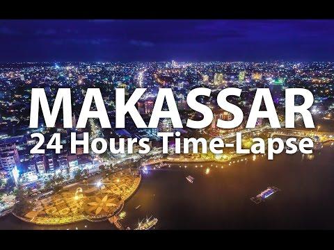 Makassar 24 Hours Time-lapse