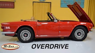 1972 Triumph TR6 with overdrive and performance upgrades  - MyRod.com
