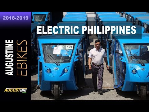 E-Bike News. The Philippines, Poised To Become The e-Vehicle Hub Of Asia.