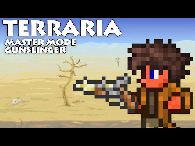 Terraria - Mordecai the Gunslinger (Master Mode)