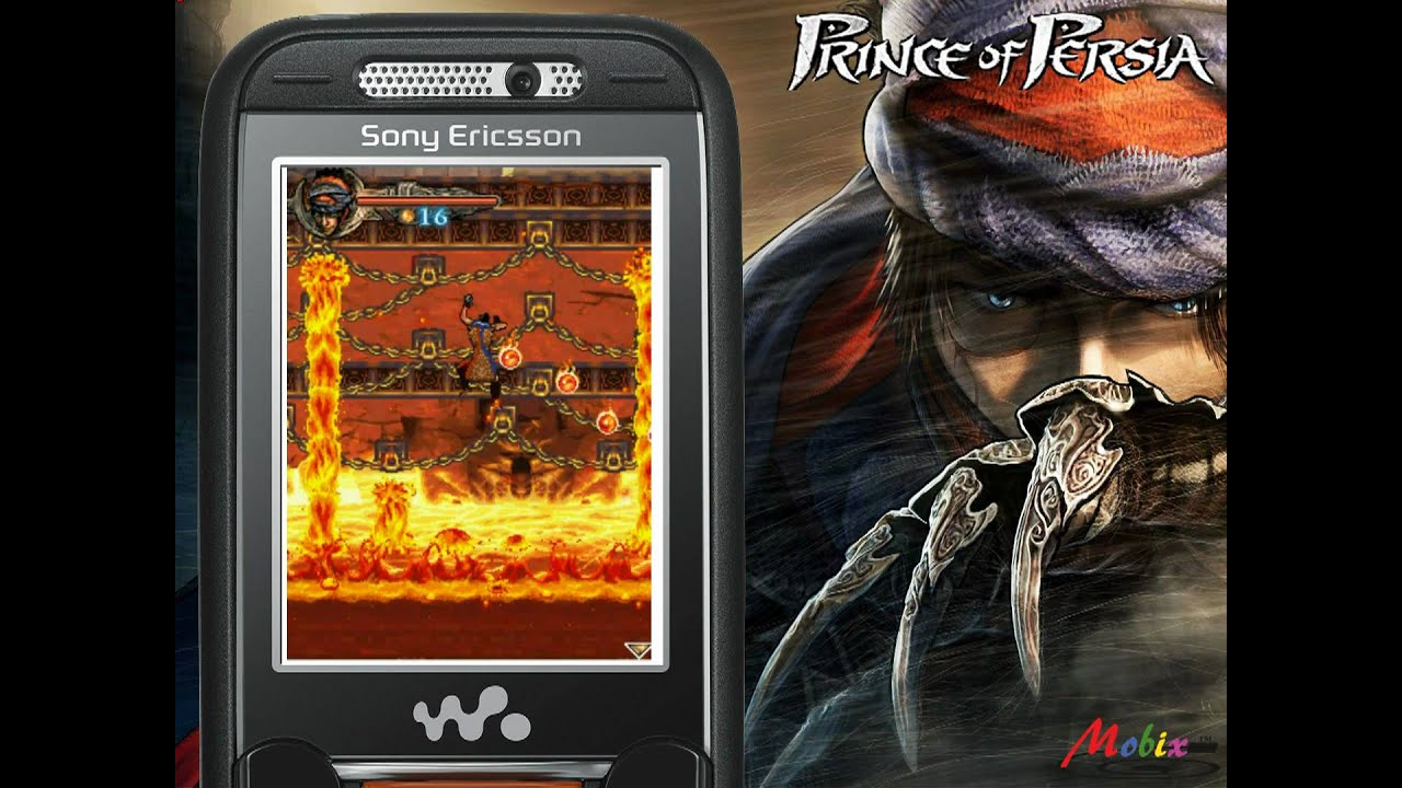 Prince Of Persia 2008 Gameloft Java Mobile Game Watch In Hd Youtube