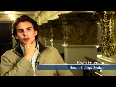 In a PITT(sburgh) Minute: Honors College
