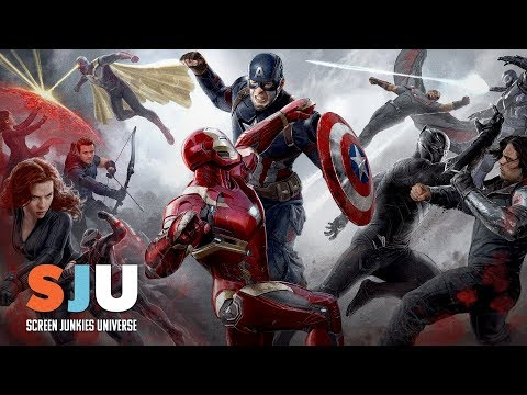 Superheroes Are Way More Violent Than Villains - SJU