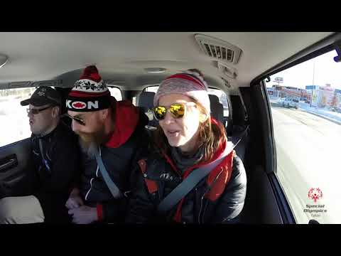 A Special version of Carpool Karaoke