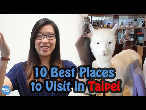 10 Best Places to Visit in Taipei
