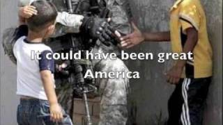 Pain of Salvation - America (with lyrics)