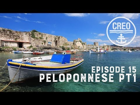 Olympia! Peloponnese Sailing Adventure Pt1 - Ep15
