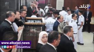 تأجيل محاكمة العادلى فى «الاستيلاء على أموال الداخلية» لـ5 نوفمبر.. فيديو وصور