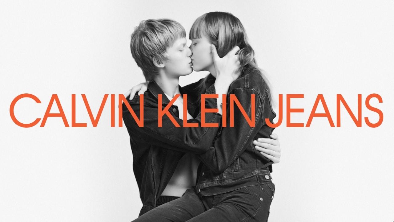 Calvin Klein Jeans Spring 2017 - YouTube