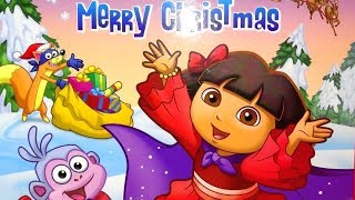 Dora and Friends the Explorer Cartoons for Kids Games Full Episode Merry Christmas  English Video