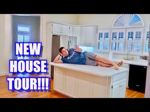 NEW HOUSE TOUR! 🏡 Cullen & Katie