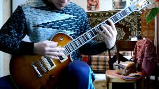 Mudvayne - A Cinderella Story (guitar cover)