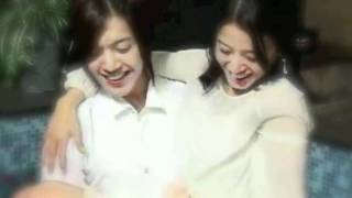 If I only have you (Kim Hyun Joong & Hwang Bo) MV