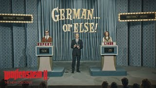 Wolfenstein II: The New Colossus — «Немецкий или капут!»