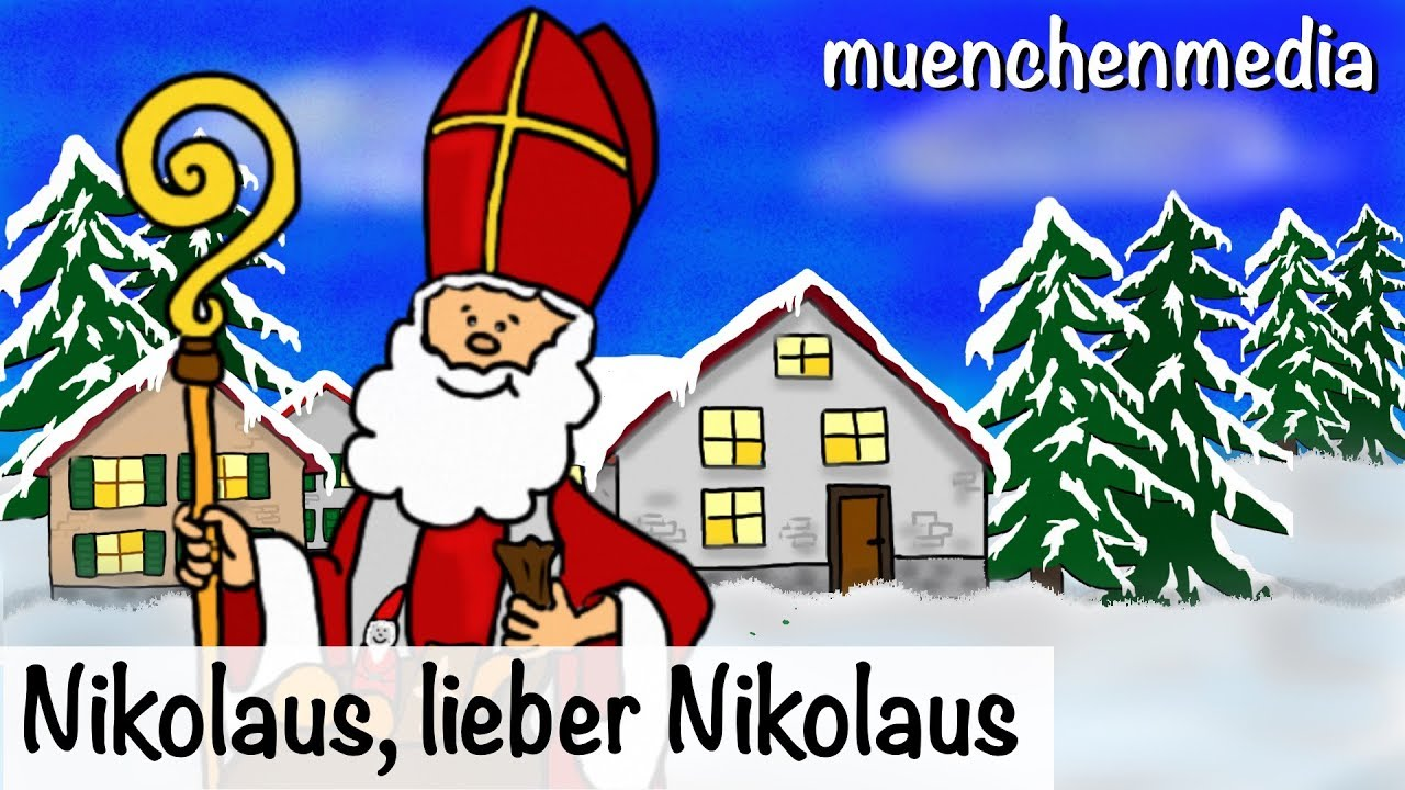 nikolaus lieber nikolaus weihnachtslieder. Black Bedroom Furniture Sets. Home Design Ideas
