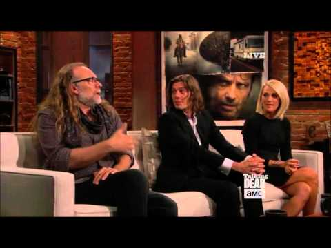 Talking Dead  Greg Nicotero on the challenges of shooting