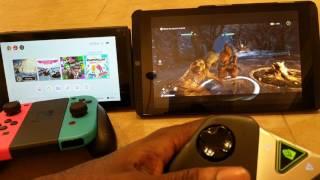 Nintendo Switch vs PS Vita Compared
