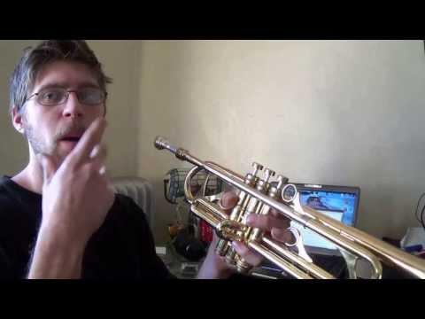 Trumpet Practice - Accuracy Development