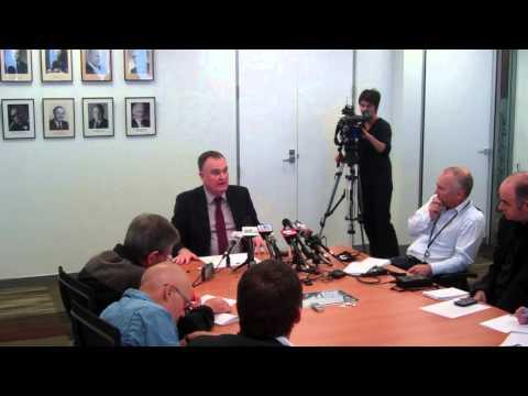 State Services Commissioner Iain Rennie: Statement on Ian Fletcher - 4 April 2013