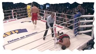 Klitschko vs. Chambers – The Knockout! Final Rounds 9-12