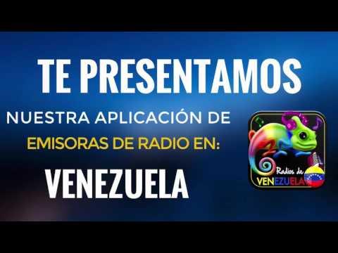 Emisoras de Venezuela (Muy buena aplicación de Radios de Venezuela)
