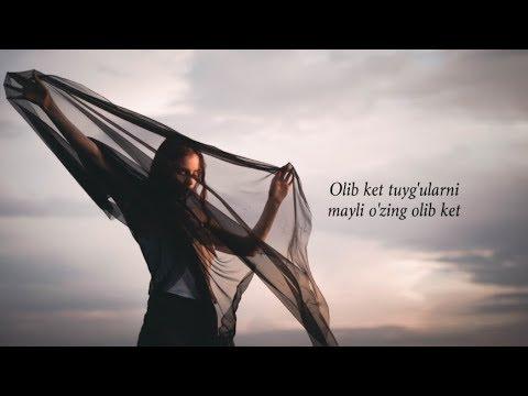 Yolg'izbek Ft. Eldar Olib Ket 💔 Lyrics