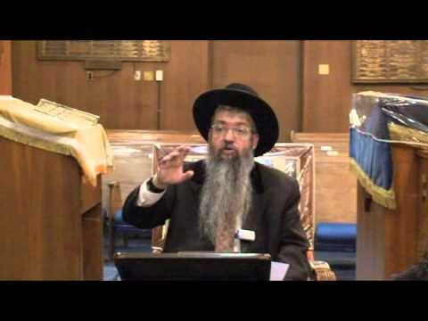 "Rabbi Moshe Meir Weiss on ""What to do to have a Better Year"""