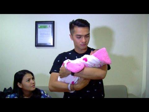 Anak Pertama Ricky Harun-Fiza - Hot Shot