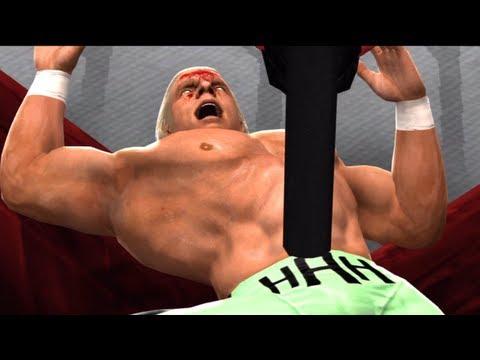 WWE 13 - DX SUCK IT GLITCH!!! (FURTHEST SUPLEX?)