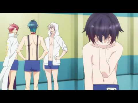 Hatsukoi Monster / First Love Monster , Funny parts , English Dub