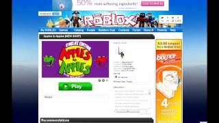 Inside Roblox - Épisode 1 (19/08/2010)