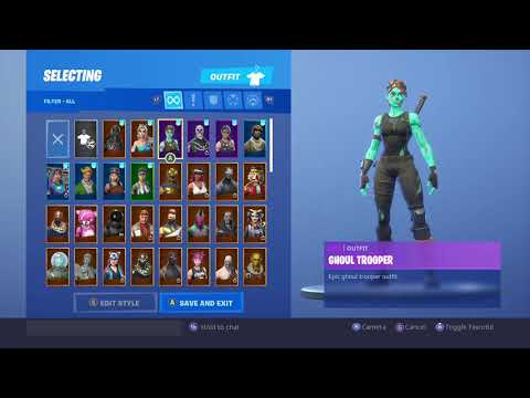 Stacked Fortnite Account Free
