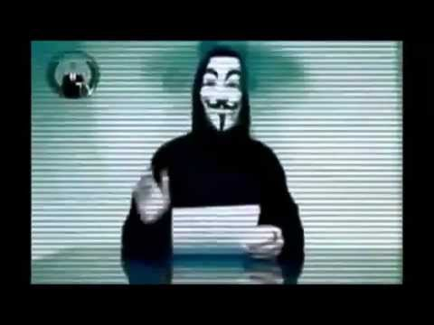 Anonymous declaring 'War' on Singapore PAP government